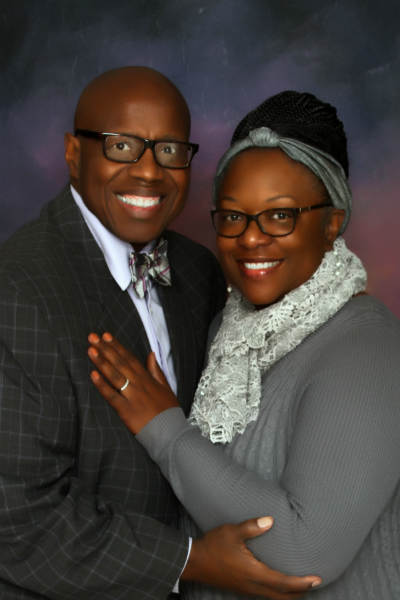 Pastor Arthur and First Lady Ardena Duren