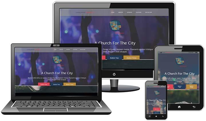 Living Word Church - Website
