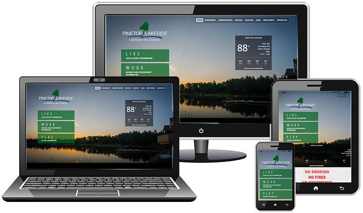 The Town Of Pinetop Lakeside Website