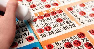 Bingo Schedule