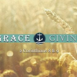 #9 Grace Giving