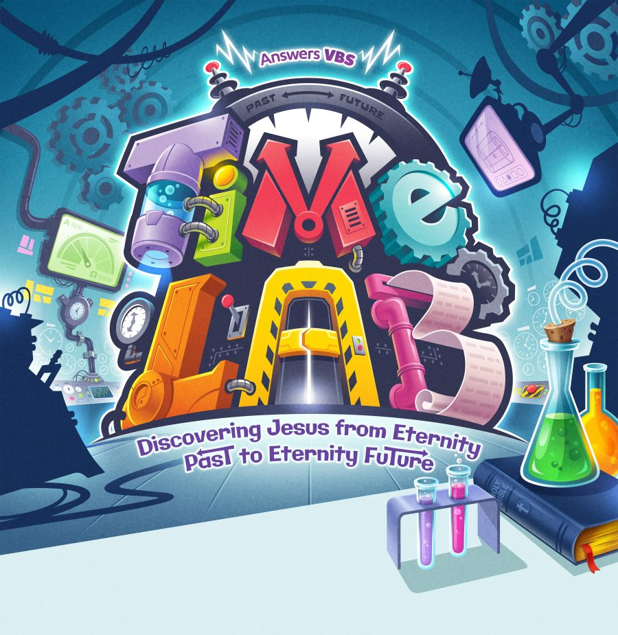 VBS, Berean Church, Time Lab, June 18