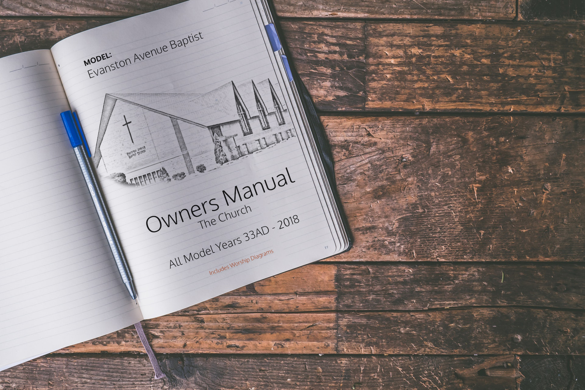 The Owner's Manual - The essential guide for the owners of EABC