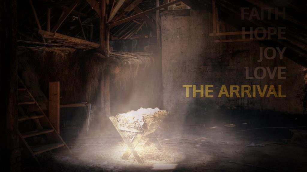 Celebrate Christmas at EABC With The Arrival