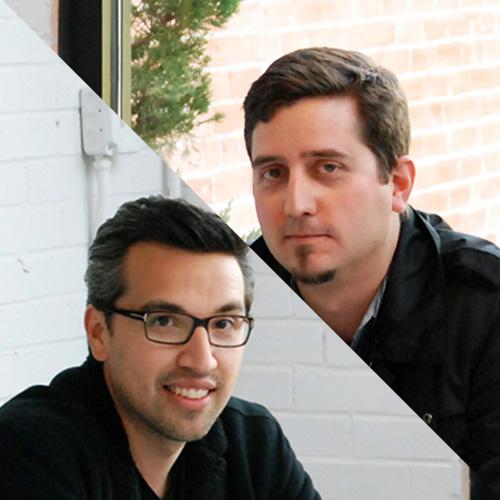 John Valverde and Miguel Vicens - COEVAL STUDIO - DALLAS, TX