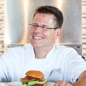 Chef Norman Grimm - MODERN AMERICAN CUISINE